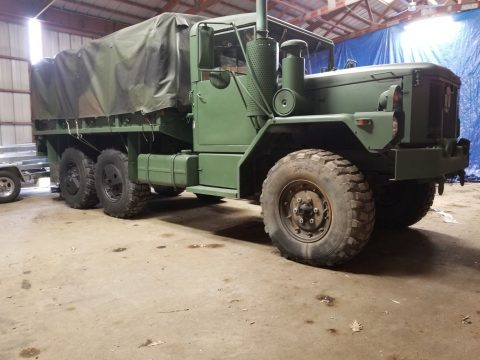 great shape 1993 AM General M35A3 military truck for sale