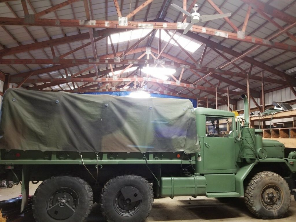 great shape 1993 AM General M35A3 military truck