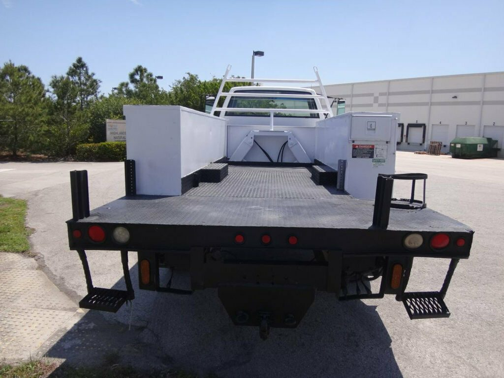 everything works 2000 GMC C7500 Topkick Service Utility Truck