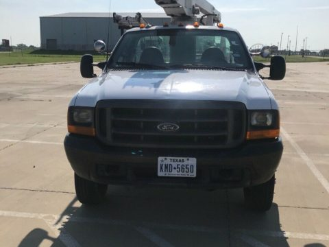 good running 2000 Ford F450 Bucket truck for sale