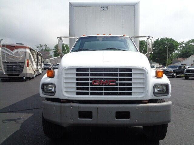 great shape 2000 GMC C6500 BOX Truck