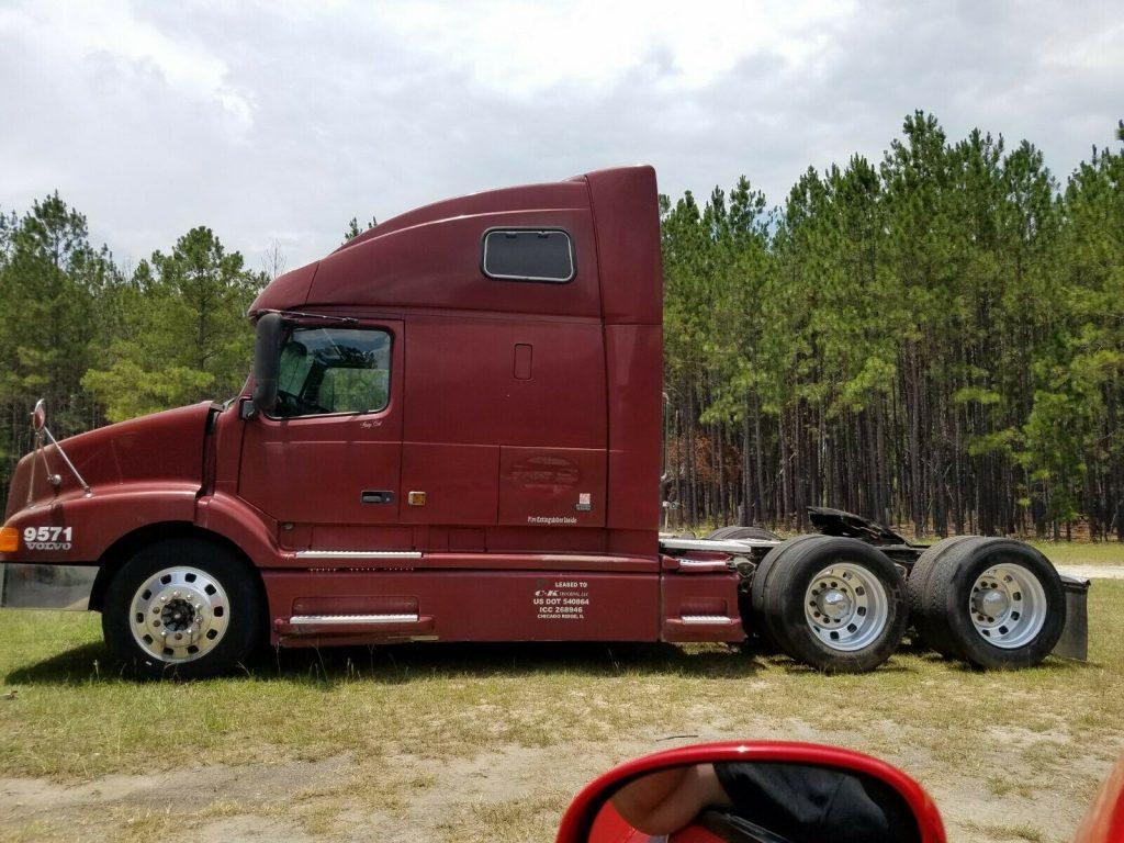 new transmission 2000 Volvo truck