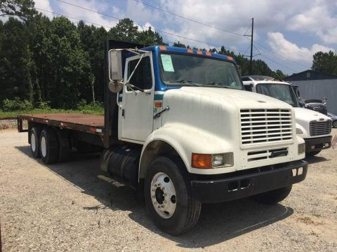 good solid 2000 International 8100 truck for sale