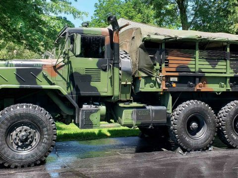 great shape 1986 AM General M923 M923 6X6 truck for sale