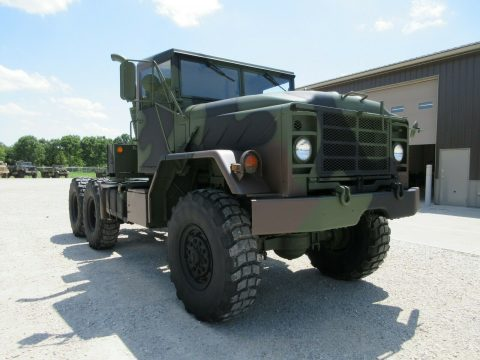 nice shape 1986 AM General M931a1 Military truck for sale