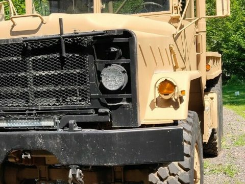 upgraded 1991 AM General M931A2 truck for sale