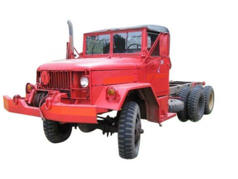 Excellent shape 1967 Kaiser Jeep M35 Deuce and Half truck for sale