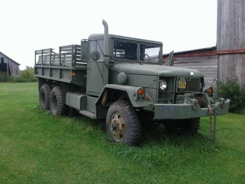 good running 1967 Kaiser Truck deuce 1/2 truck for sale