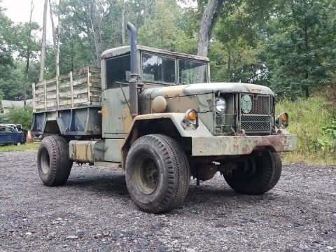 needs paint 1976 Kaiser Deuce and a Half Military for sale