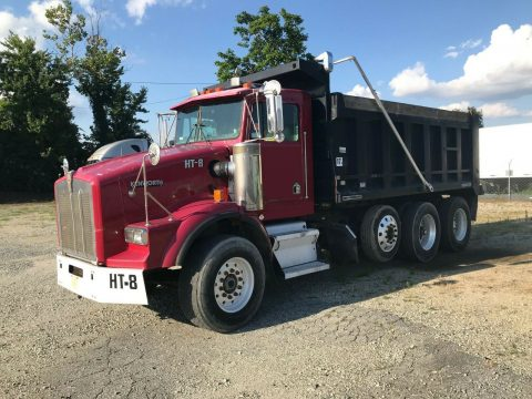 newly rebuilt engine 2001 Kenworth T800 truck for sale