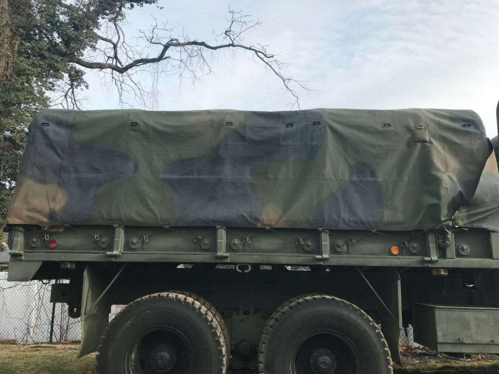new parts 1985 AM General m923a military truck