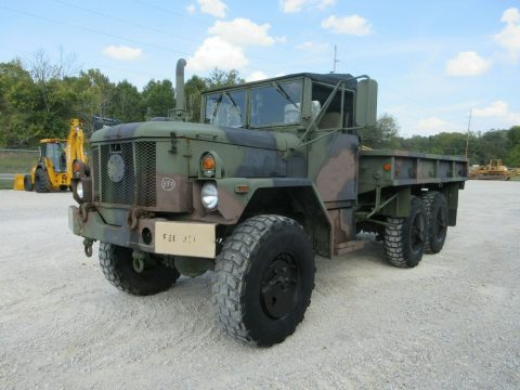 solid 1993 AM General M35a3 Military truck for sale