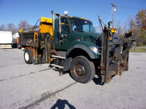 good shape 2003 International 7600 truck for sale