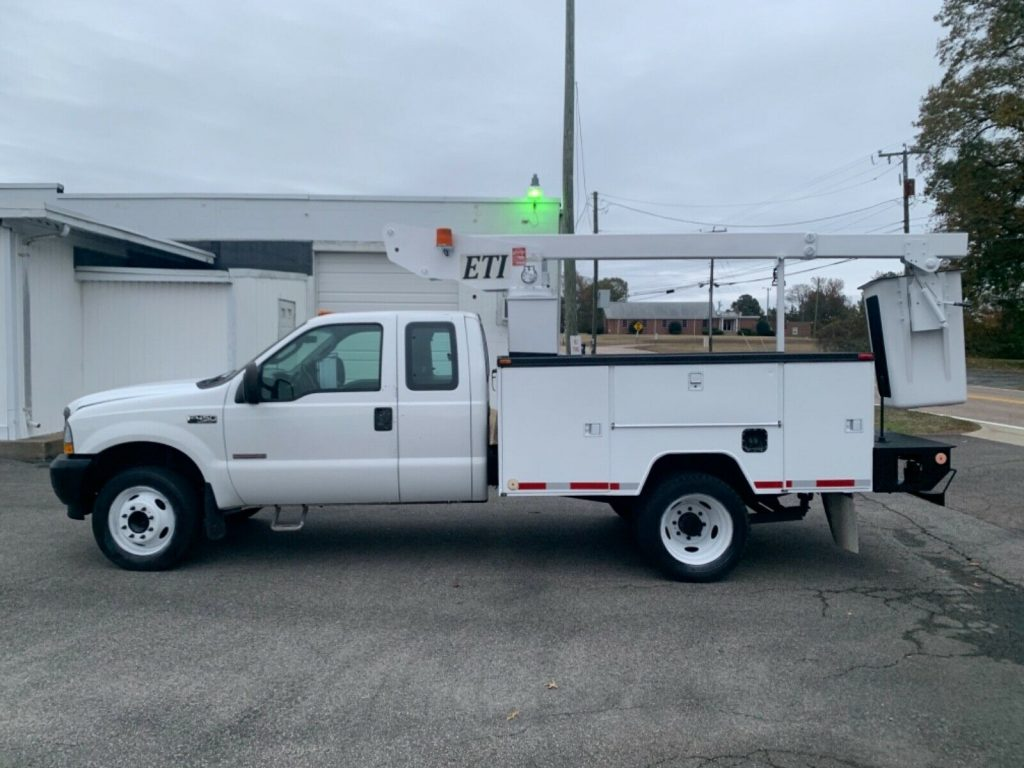 great running 2003 Ford f 450 truck