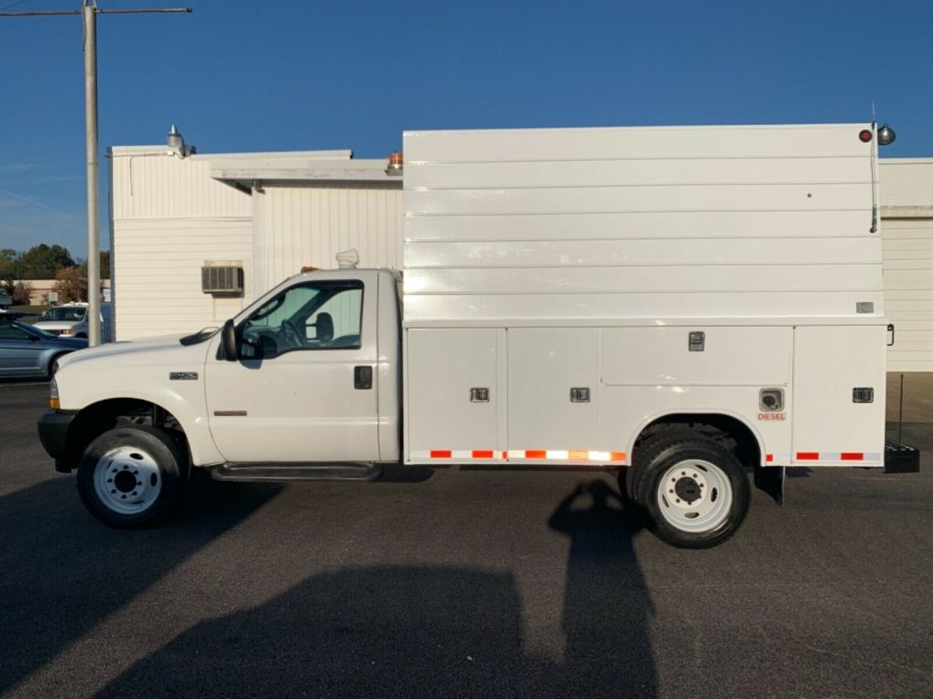great running 2003 Ford truck