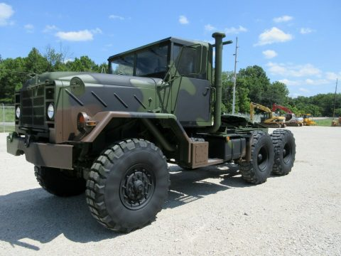 great shape 1986 AM General M931a1 truck for sale