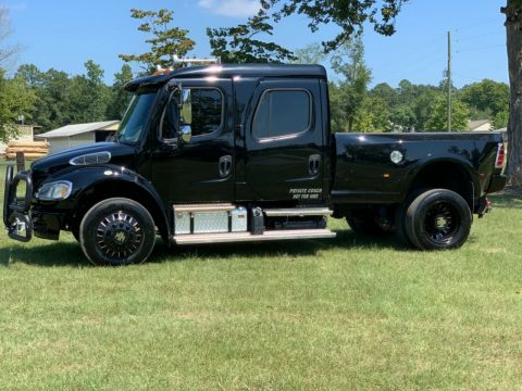 badass 2014 Freightliner M2 106 Sport Chassis Custom truck for sale