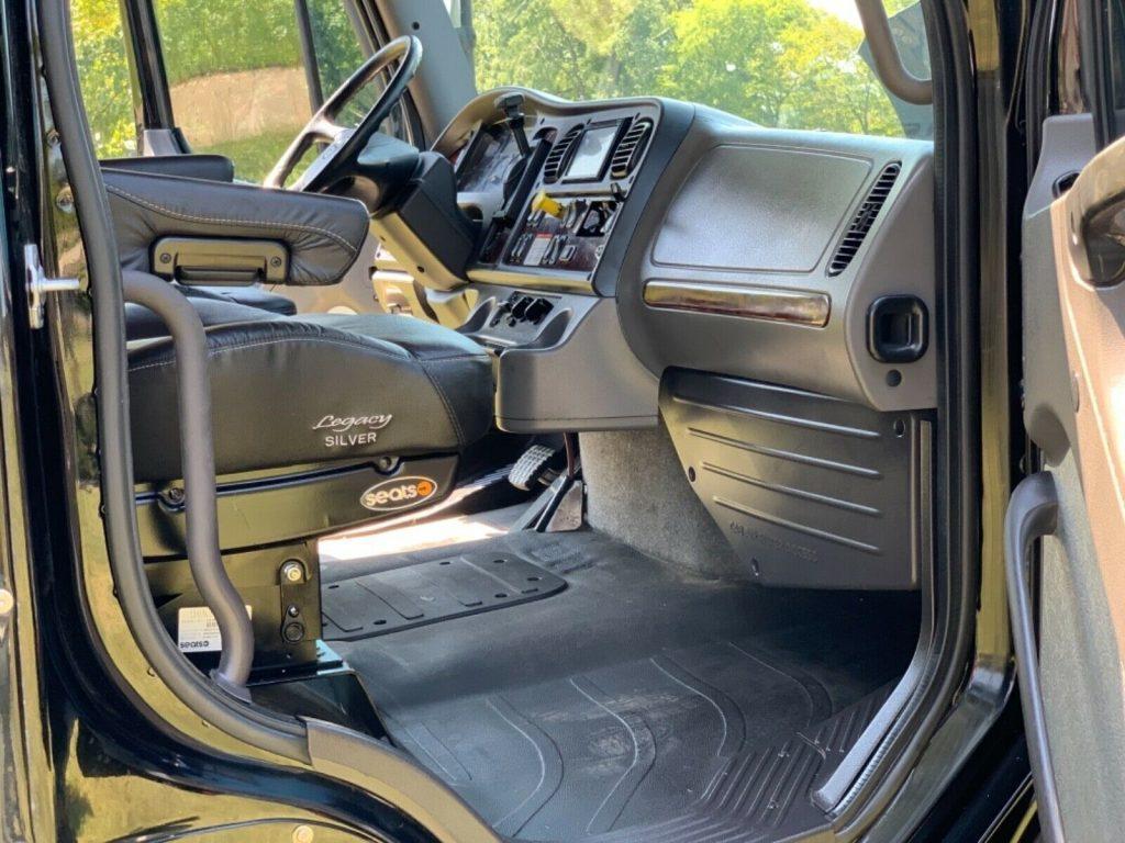 badass 2014 Freightliner M2 106 Sport Chassis Custom truck