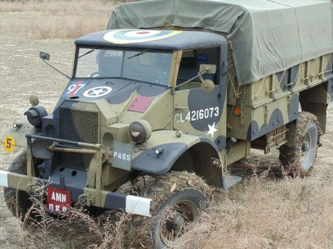 Canadian 1941 Chevrolet CMP C30 military truck for sale