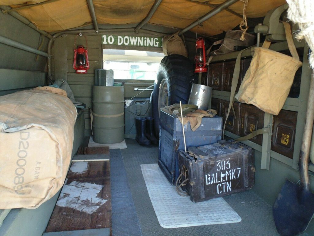 Canadian 1941 Chevrolet CMP C30 military truck
