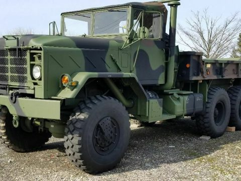 great shape 1991 BMY Harsco m923a2 truck for sale
