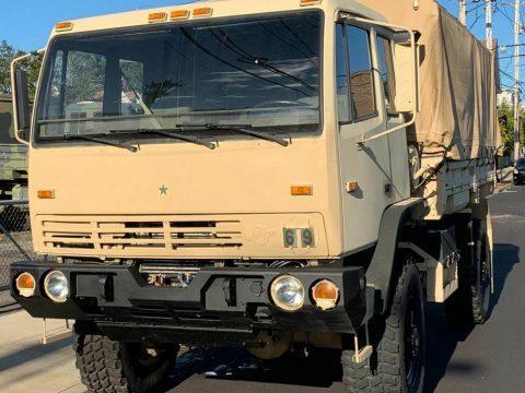 great shape 2003 Stewart & Stevenson M1078a1 4×4 truck for sale