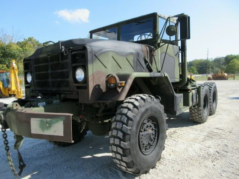 great working 1990 BMY M932a2 Semi Truck for sale