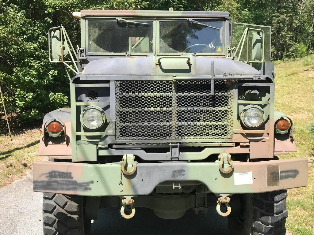 good shape 1990 BMY M923a2 Military truck