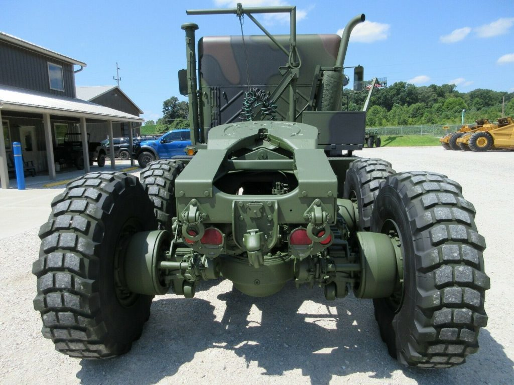 nice shape 1986 AM General M931a1 military truck