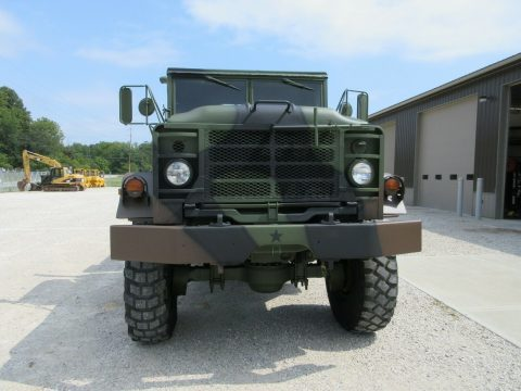 nice shape 1990 BMY M923a2 Cargo Military Truck for sale