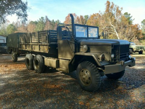 Professionally Restored 1966 AM General  M35 A2 truck for sale