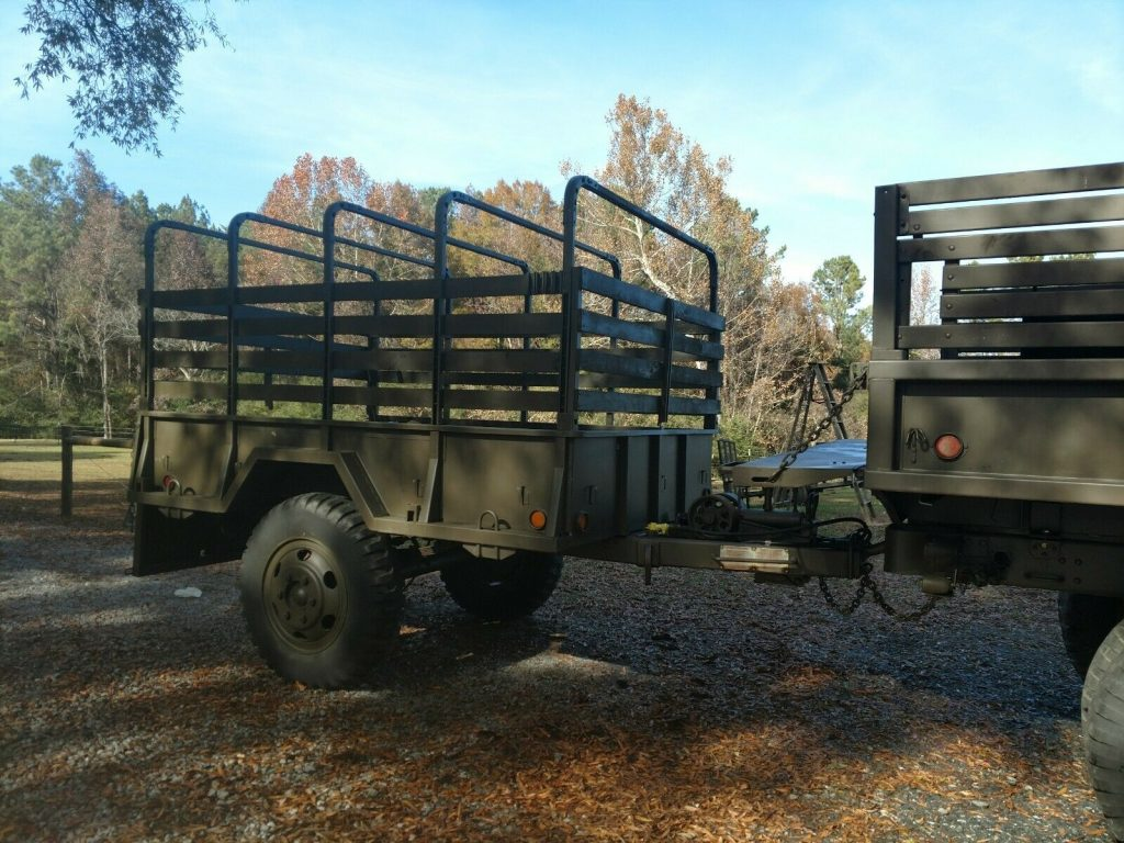 Professionally Restored 1966 AM General  M35 A2 truck