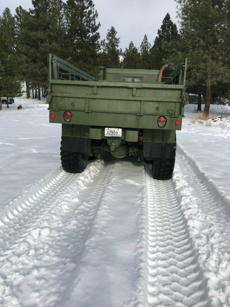 rebuilt 1984 AM General M925a1 M925 truck