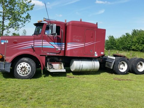 solid 1991 Peterbilt 378 truck for sale