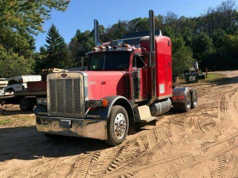 strong 1991 Peterbilt 379 truck for sale