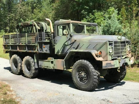 good shape 1990 BMY M923a2 truck for sale
