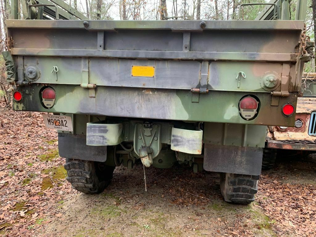 good shape 1990 BMY M923a2 truck