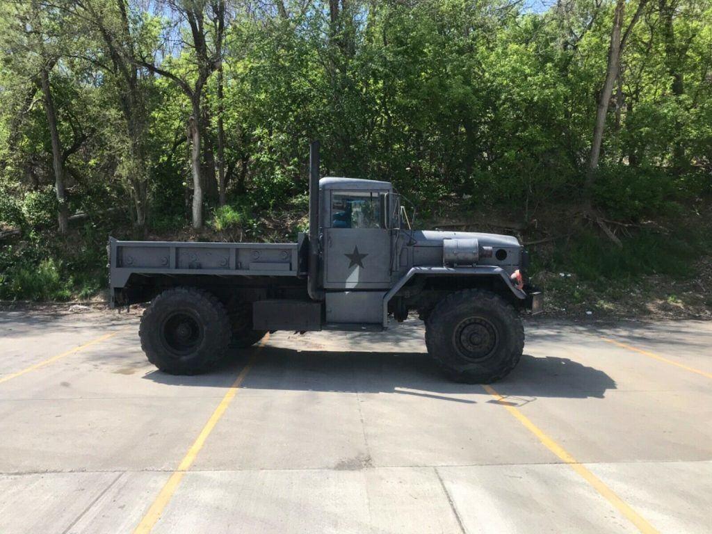 bobbed 1982 Kaiser M54a2 Bobbed 5 ton Military Truck