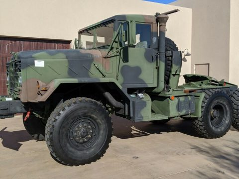 ready to enjoy 1986 AM General military truck for sale