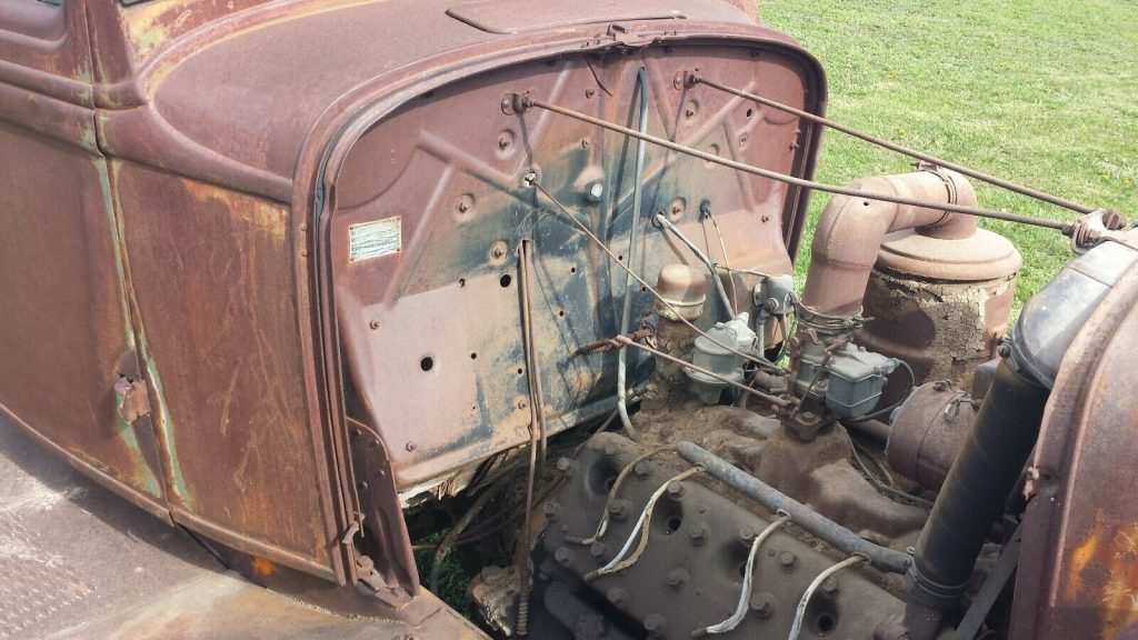 solid project 1932 Ford BB truck