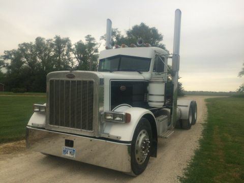 Day Cab 1989 Peterbilt 379 Truck for sale