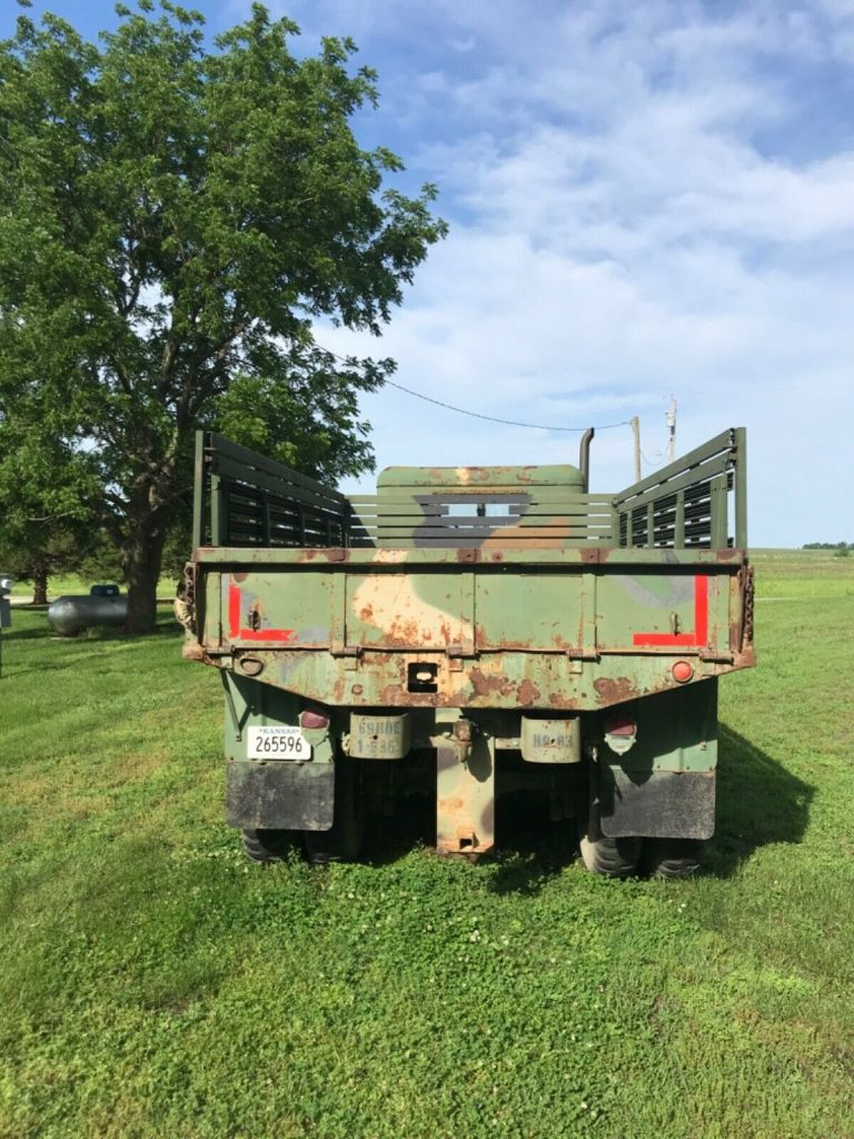 Everything works 1970 Kaiser M35a2 truck