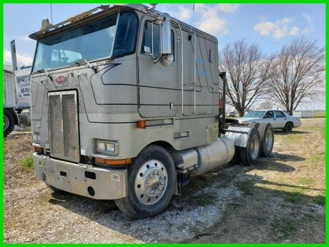 original 1983 Peterbilt 362 truck for sale