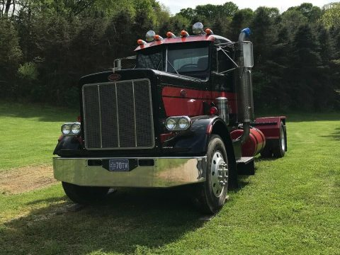 restored 1978 Peterbilt 359 truck for sale