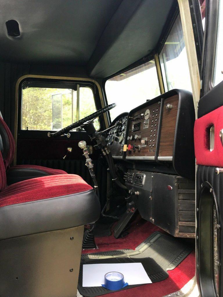 restored 1978 Peterbilt 359 truck