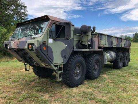 strong 1985 Oshkosh M985 HEMMT military truck for sale