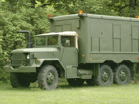 converted 1970 Kaiser truck for sale