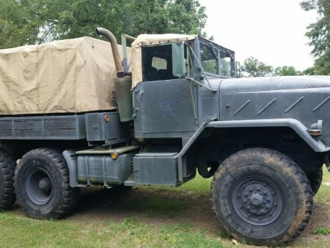 converted 1986 AM General M931 A1 Truck for sale