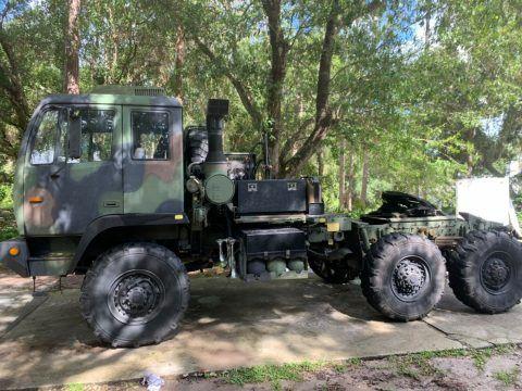 custom 2003 Stewart & Stevenson M1088 truck for sale